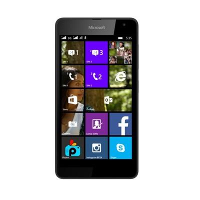 Microsoft Lumia 535 Buy Microsoft Lumia 535 line in Black